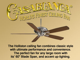 Casablanca Holliston Ceiling Fan