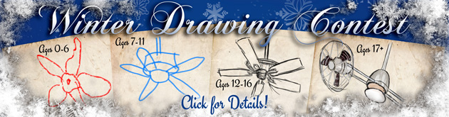 Winter Ceiling Fan Drawing Contest